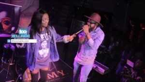 """Watch Falz x Simi Introduce """"Chemistry"""" EP To Fans At Industry Nite"""